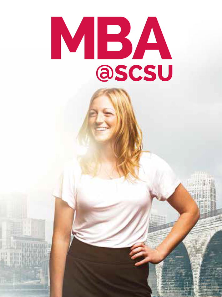 St Cloud State University Way Forward MBA Program Woman