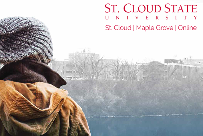 St Cloud State University Way Forward MBA Program Student