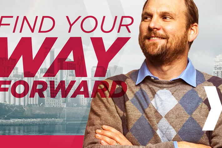 St Cloud State University MBA Program Way Forward Pro Man Booklet Brochure
