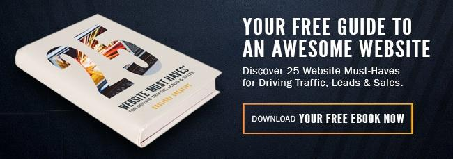 Gaslight 25-Must Haves for Driving Traffic, Leads & Sales and making an Awesome Website