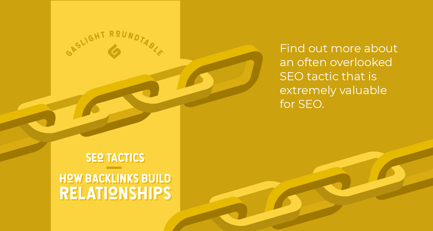 Backlinks - the important seo tactic of link building