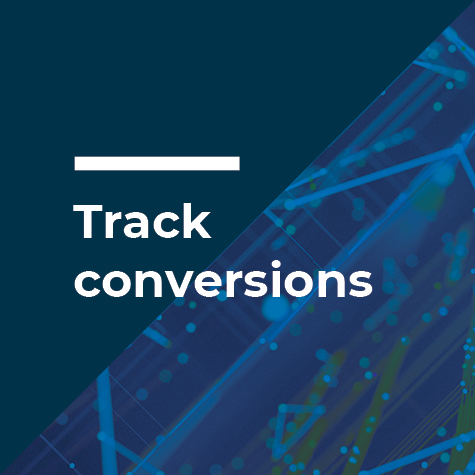 track conversions