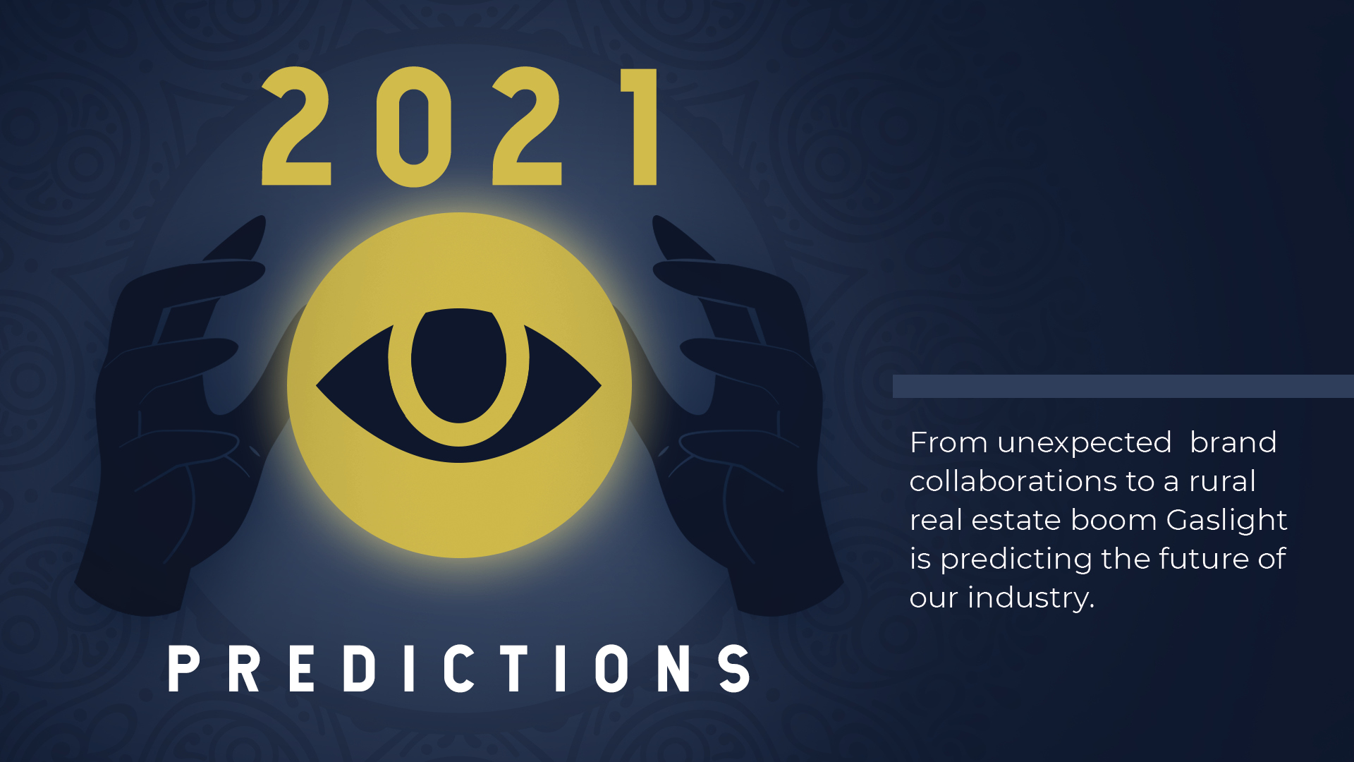 2021 Marketing Predictions