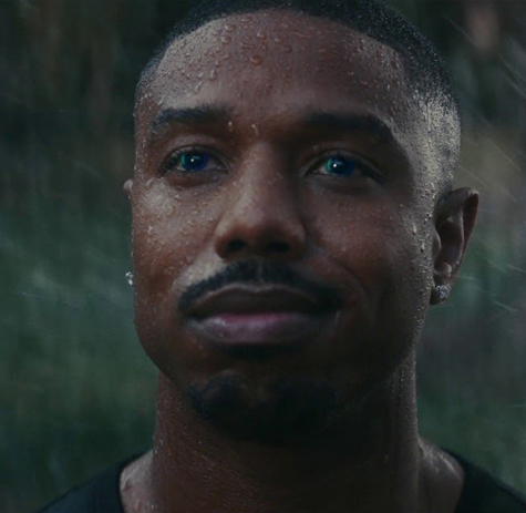 Amazon Alexa Commercial - Michael B Jordan